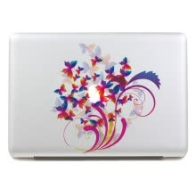 -GEEKID@Macbook Air decal sticker Partial decal dreaming macbook pro decal macbook air decal apple sticker on JD