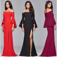 -Women Sexy Mermaid Evening Party Dress on JD