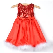 -New Lovely Girls Kids Princess Dresses Sleeveless Vest Dress Dancing Party for Christmas on JD