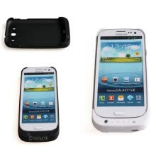 875061539-NEW For Genuine 3200mAh Battery Samsung S3 Portable Charger Charging Case Cover on JD