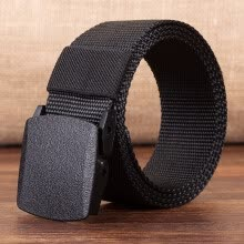 belts-Belt no metal canvas belt woven canvas belt woven canvas belt on JD