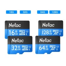 memory-cards-Netac P500 Class 10 16/32/ Micro SDHC TF Flash Memory Card Data Storage UHS-1 High Speed Up To 80MB/s on JD