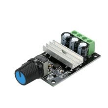 -6V 12V 24V 28V 3A PWM DC Motor Speed Controller Speed Regulator Adjustable Switch 1023B on JD