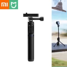 tripods-mounts-Xiaomi XXJZPG01YM Bluetooth Selfie Stick Tripod Monopod for Xiaomi MiJia Mini Sport Camera on JD