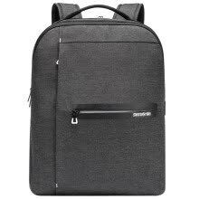 -Samsonite shoulder bag computer bag backpack bag Apple notebook MacBook air/Pro15.6 inch AZ1*78001 gray / white on JD