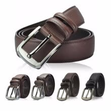 875061442-Joker Casual Pin Buckle Belt Leather Belt Men's For Belt Male Genuine Leather Belt Designer Pin Buckle Men'S Belts(Size 110-120cm) on JD
