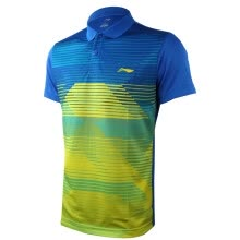 -LI-NING Badminton Men's short-sleeved  T-shirt on JD