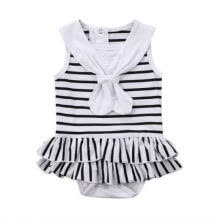 ties-handkerchiefs-NEW Bow Tie Newborn Baby Girls Cotton Romper Bodysuit One-pieces Outfits Clothes on JD