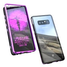 -Luxury Magnetic Note8 Case For Samsung Galaxy Note 9 8 S9 S8 Plus Cover For Samsung Note9 Case For Sansung Glaxy S8 S9 Plus Case on JD