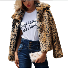fur-Furry fur coat women's fluffy warm long-sleeved women's coat autumn and winter coat coat furry collarless coat Blusa on JD