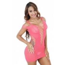 203125424f New Babydoll Sexy Nightwear Chemise Womens Dress Mini Dress One Size