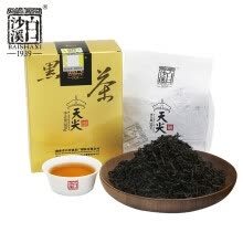 dark-tea-Anhua Baishaxi 2018 yr Tribute Tianjian Dark Tea Loose Tea 200g on JD