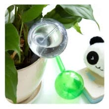 hearing-aids-Watering Globes Decorative Hand-blown Watering Bulbs Automatic Drip control UK  on JD
