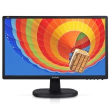 875061464-ViewSonic 19-inch 16:10 energy efficient gold ratio computer monitor display VA1922-a on JD
