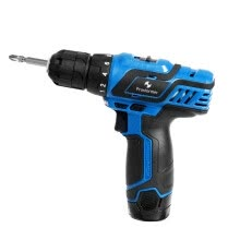 8750209-Prostormer 12V Cordless Drill 25NM Electric Screwdriver 1h Fast charging Rechargeable Household Mini Power Tools with 1 pcs drill on JD
