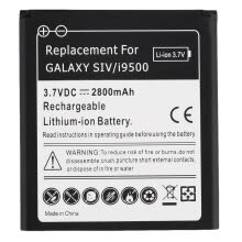 -New 2800mAh Standard Li-Ion Battery Replacement for Samsung S4 I9500 Black on JD