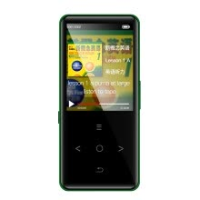 -Landscape (SANSUI) H-666 8G Lossless Player mp3mp4 Student Walkman Recording Video Play Green on JD