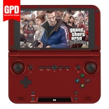 875062512-GPD XD RK3288 Quad Core 2G/64G 5' H-IPS Screen Android Handheld Game Player Video Game Console (Red) on JD