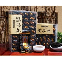 -Oil Cut Fast Weight Loss Black Baked Oolong Tea Fat Burn Slimming Fit Diet 250g on JD