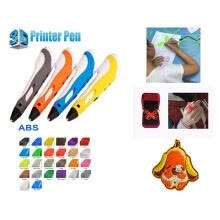 3d-printing-pens-2016 DEWANG First Generation 3D Magic Pen With 20 Color 5M ABS Filament And Nozzle Best 3D Printer Tablet LCD/LED For Kids on JD