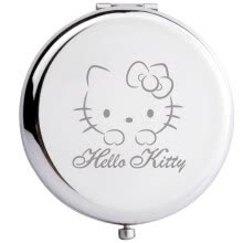 gifts-[Jingdong Supermarket] HELLO KITTY Lovely Print Owl Desktop Mirror Desktop Mirror Removable 1819 on JD