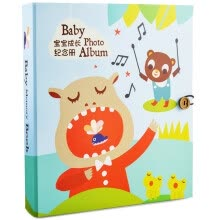 -Guangbo (GuangBo) baby growth album baby photo album creative souvenir gift pink HPA02052 on JD