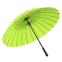 -MAYDU 24 bone creative lady long handle umbrella on JD