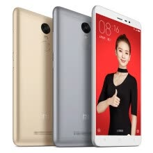 -Xiaomi / Redmi Note3 Mobile Phone Full Netcom Large Screen Fingerprint Unlock Smart Phone on JD