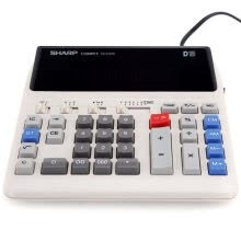 875065887-Sharp (SHARP) CS-2122H Bank Calculator on JD