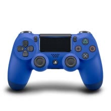 875062512-Sony Playstation 4 controller blue 2016 version on JD
