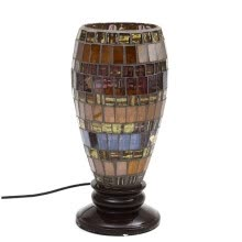 vases-A Ting Handmade Mosaic Glass Vase Table Lamp Multifunction Home Decorations on JD