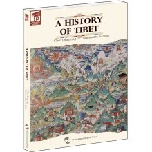 local-history-A History of Tibet 藏书坊:西藏历史(英) on JD