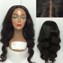 -On Sale 150% Density Human Hair Wigs Brazilian Full Lace Wig For Black Women Body Wave Lace Front Human Hair Wigs With Baby Hair on JD