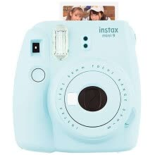 -Fuji (FUJIFILM) INSTAX an imaging camera MINI9 camera frost blue on JD