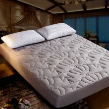 8750203-NanJiren thick cotton bed mattress pad on JD