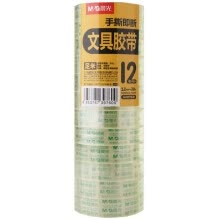 -Morning light (M & G) AJD97320 office stationery small tape 12mm30y27.42 m 12 package on JD