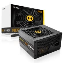 -Antec rated 550W Neo Eco 550W power supply model (80PLUS bronze / semi-module / 120mm fan / computer power / steady chicken) on JD