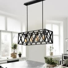 ceiling-lights-Modern personality ceiling lamp, living room Chandelier M on JD