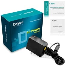 -Delippo 36W 12V 2.58A AC Adapter Charger for Microsoft Surface Pro 3 Pro 4 Intel Core i5 i7 Tablet Power Supply With Mains Lead I on JD