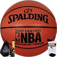 -Spalding Spalding 74-144 MIRACLE Graffiti Series PU Material Competition Basketball on JD