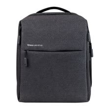 functional-bags-Xiaomi Canvas Laptop Backpack on JD