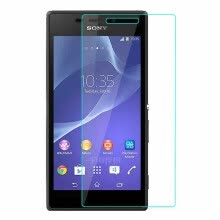 -WIERSS Tempered Glass Screen Protector guard For Sony Xperia M2/M2 Dual/S50H D2302 D2303 Protective glass Film on JD