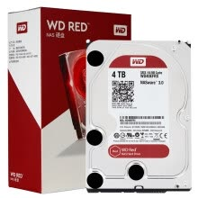 -Western Digital (WD) Red Disk 8TB SATA6Gb / s 256M Сетевое хранилище (NAS) Жесткий диск (WD80EFAX) on JD