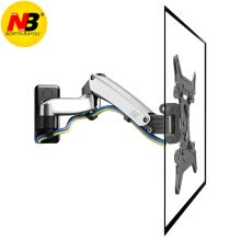 875061464-NB F300 (30-40 inch) LCD Hanger / TV Stand Rotary Retractable Wall Hanger / TV Rack Ergonomic Frame on JD