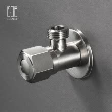 -HIDEEP Angle valve Stainless steel lead free hot and cold general Angle valve on JD