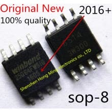 -(10piece)100% New 25Q64FWSIG W25Q64FWSIG SOP-8 Chipset on JD