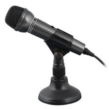 875072520-Somic SENICC SM-098 Handheld  Microphone for KTV / Conference, Black on JD