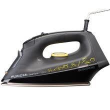 home-improvement-FLYCO FI9311 Steam Iron 1800W (matte black) on JD