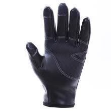 gloves-mittens-NEW Leather winter guantes warm Gloves men Leather gloves simple prevent cold Gloves for men on JD