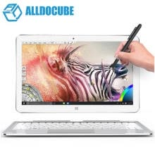 -AlldoCube/Cube Mix plus 2 in 1 Tablet PC Windows10 OS 10.6' 1920*1080 IPS intel Kabylake 7Y30 Dual Core 4GB Ram 128GB Rom on JD